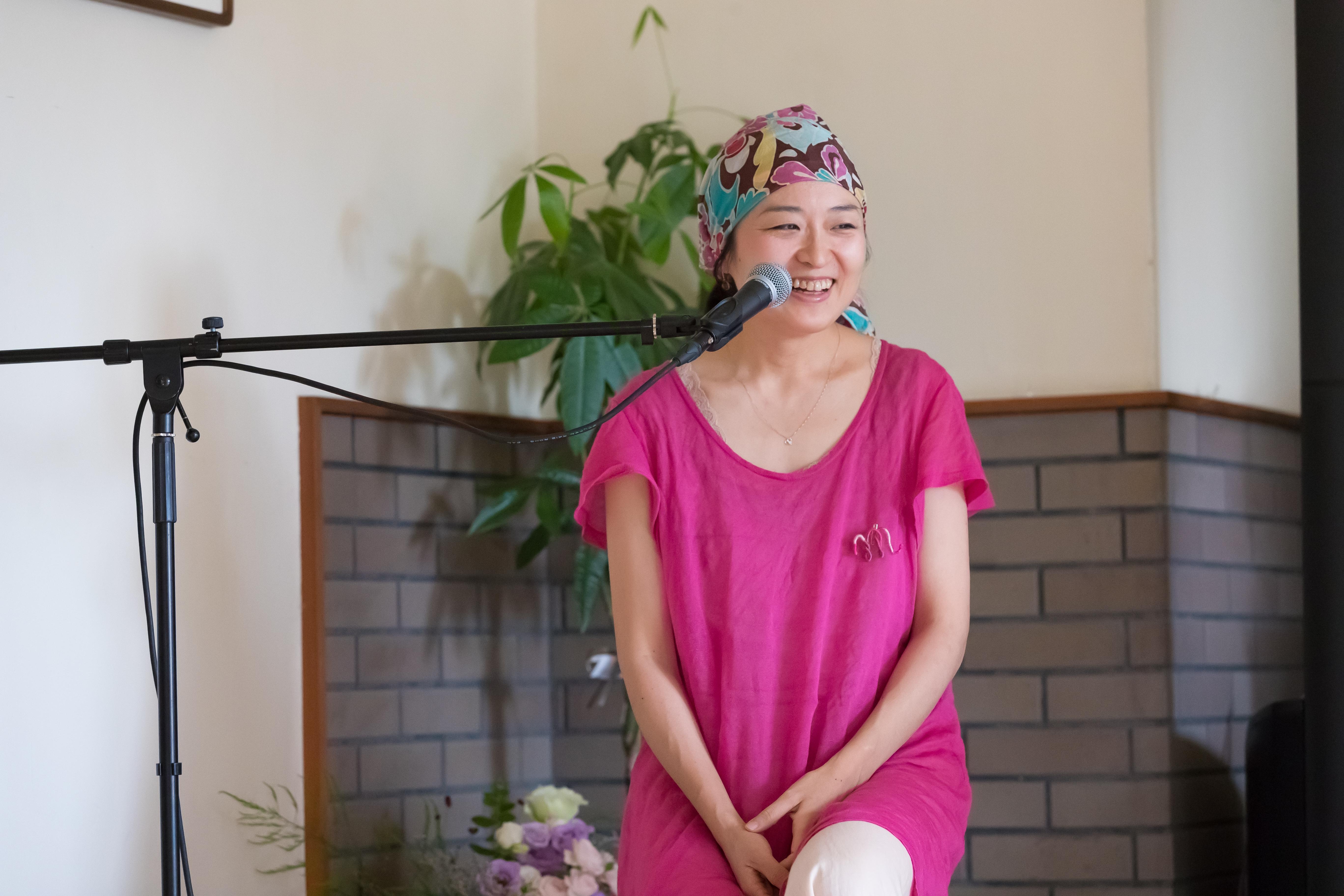 ジャズボーカリスト佐々木朝美こと、モモとしての1stミニアルバムリリース成功キャンペーン!