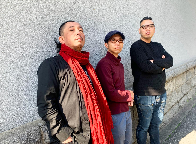 △0 Trio Zeroファーストアルバム「Energetic Zero」制作プロジェクト