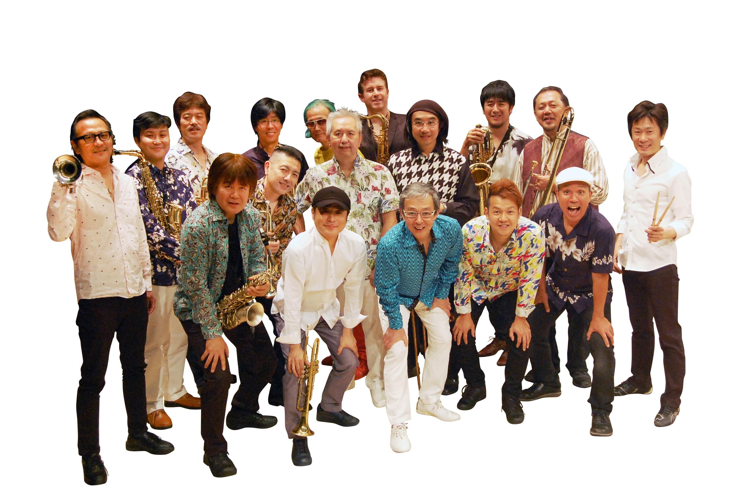 熱帯JAZZ楽団25周年記念アルバムプロジェクト