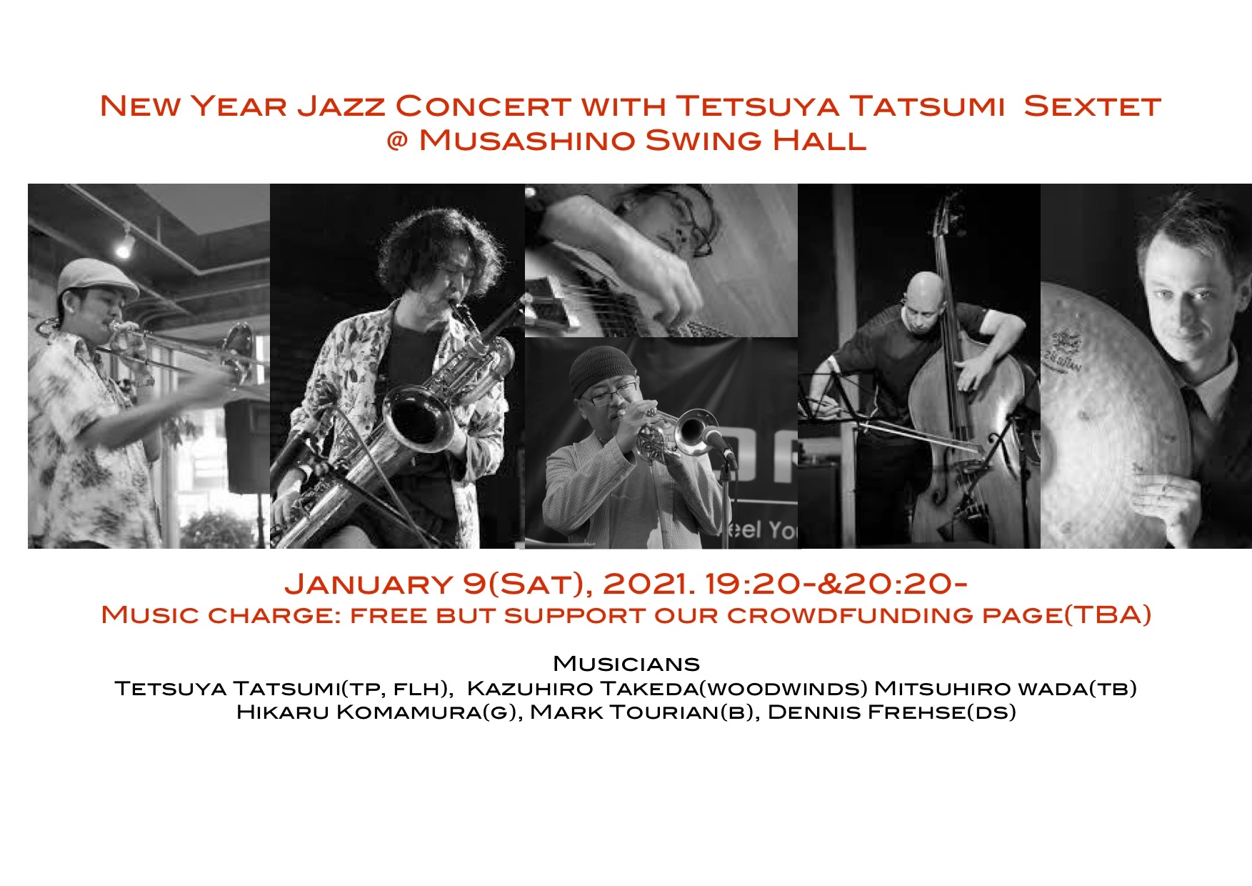 New Year Jazz Concert