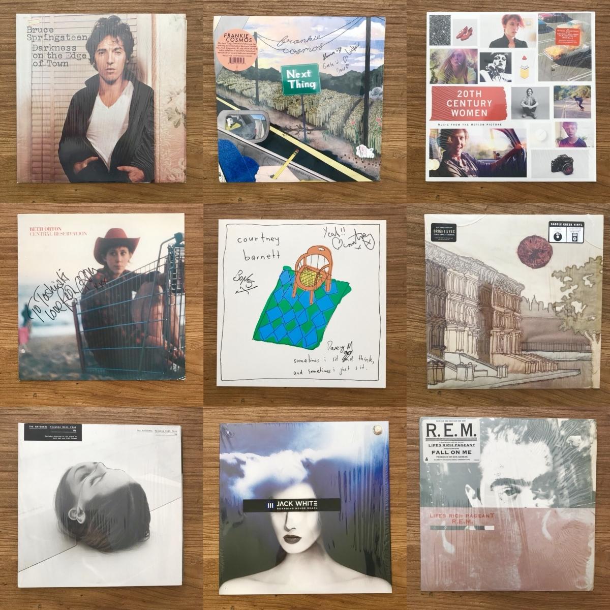 レコードコレクターの苦悩|サイン、シュリンクとシールド