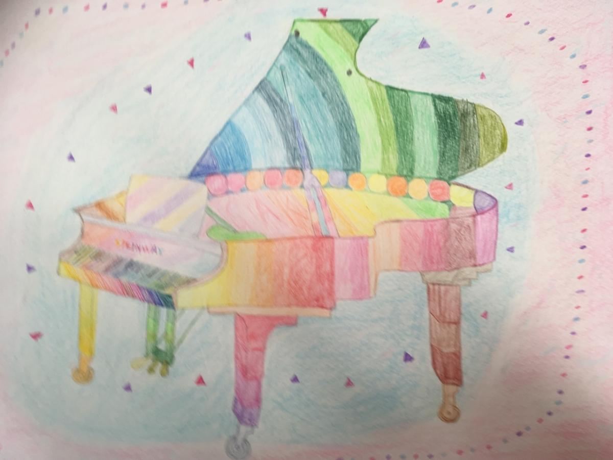 ピアノを始めたのは6歳でした